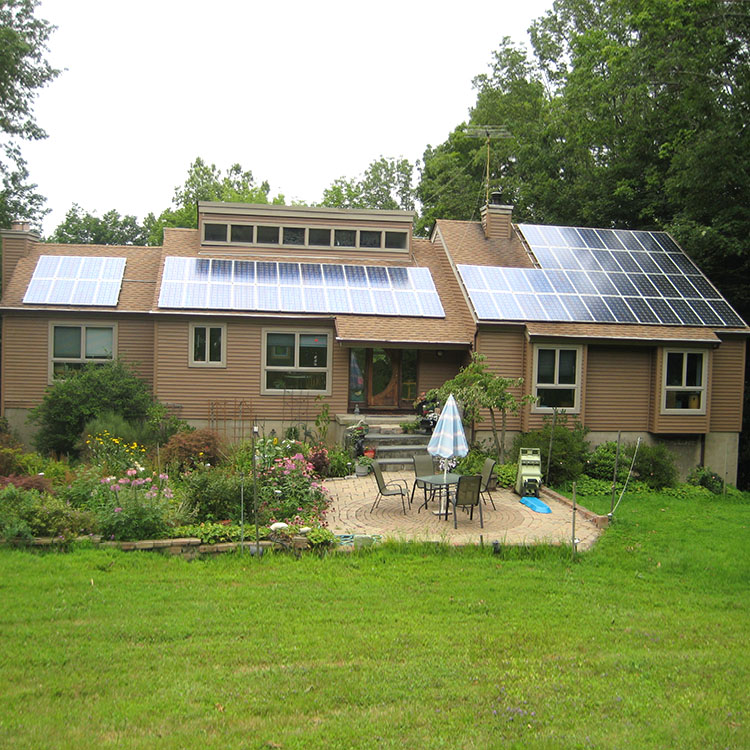 15kw to 50kw off-grid solar power system
